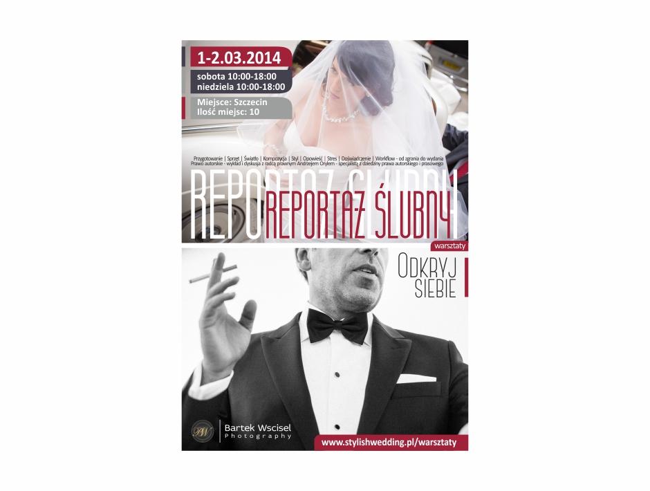 Plakat – Stylish Wedding