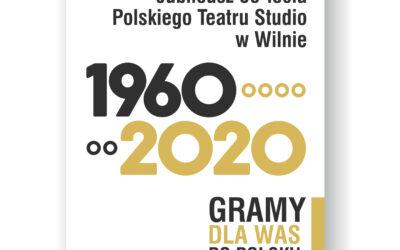 Roll-up – Jubileusz Teatru Studio w Wilnie