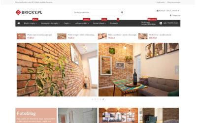 Sklep internetowy – bricky.pl