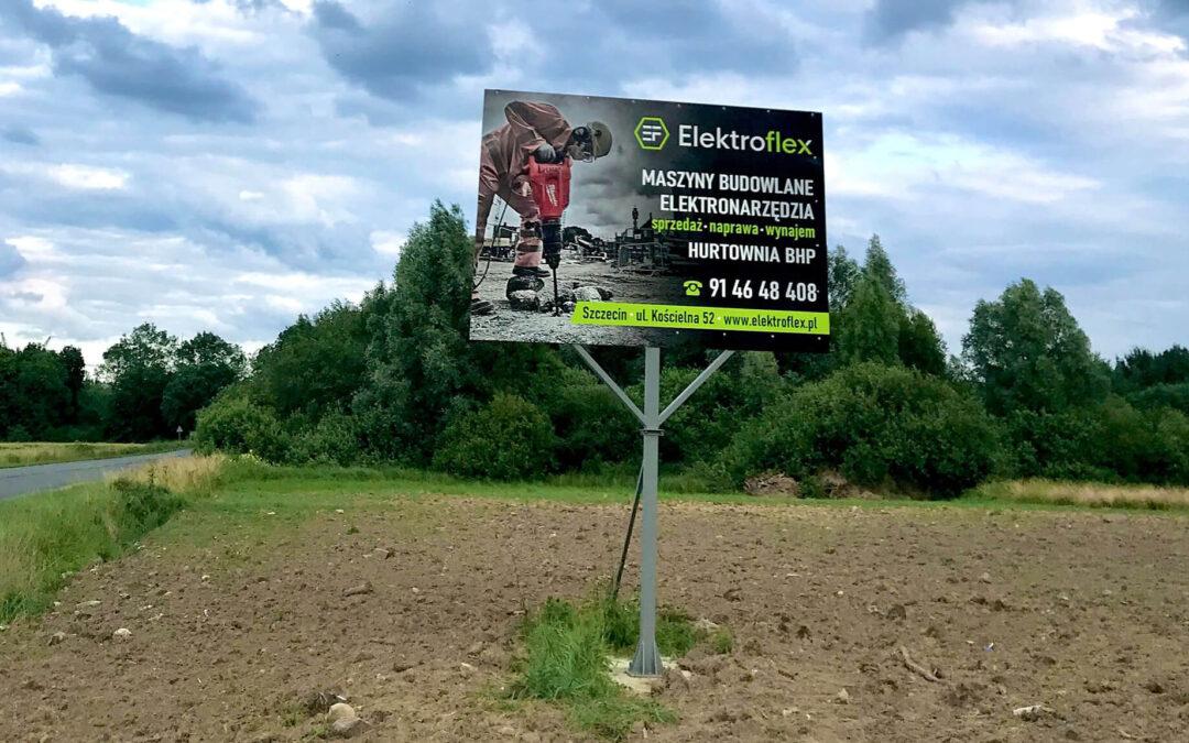Billboard – Elektroflex