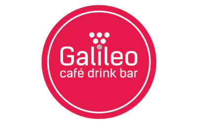 Logotyp – GALILEO cafe drink bar
