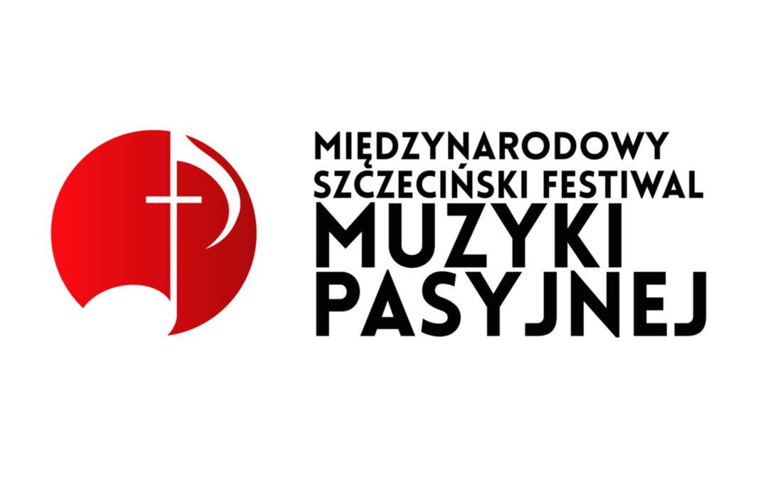 Logotyp – Międzynarodowy Szczeciński Festiwal Muzyki Pasyjnej