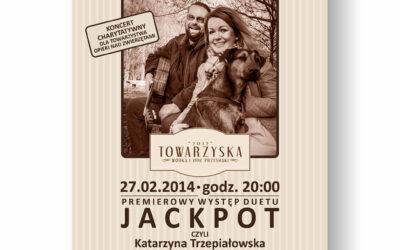 Plakat – Zespół Jackpot